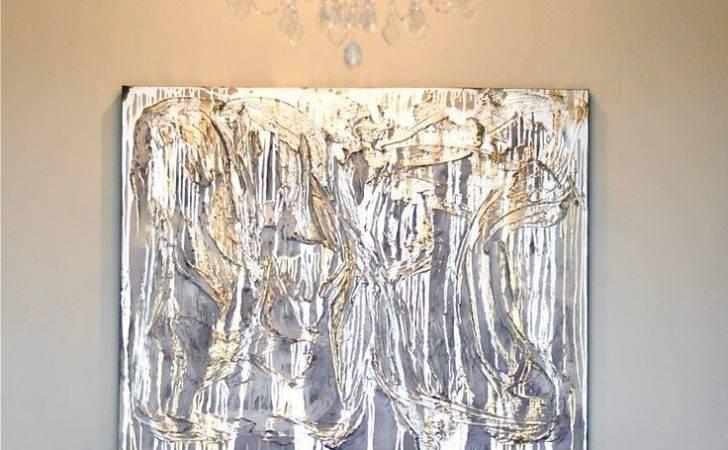 Melissa Key Abstract Art Interior Design Pinterest