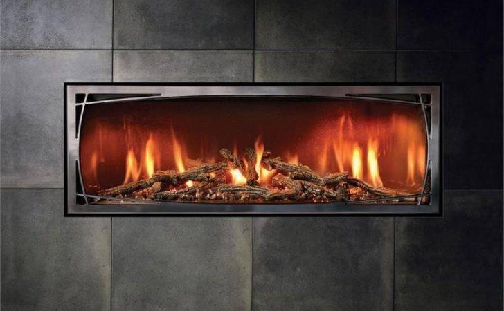 Mendota Fullview Modern Linear Gas Fireplace