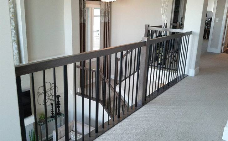 Metal Baluster Custom Stairs Artistic