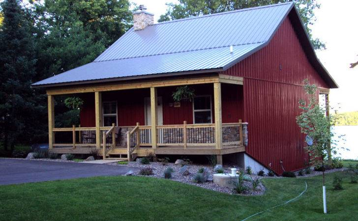 Metal Barn Can Your Dream Home Not Only Close Nature