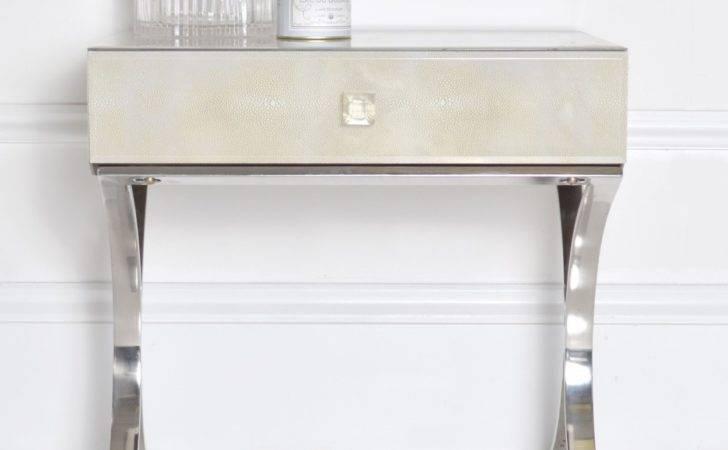 Metal Bedside Tables Unique Living