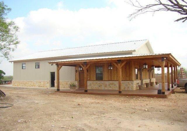 Metal Building Homes Pinterest Barn
