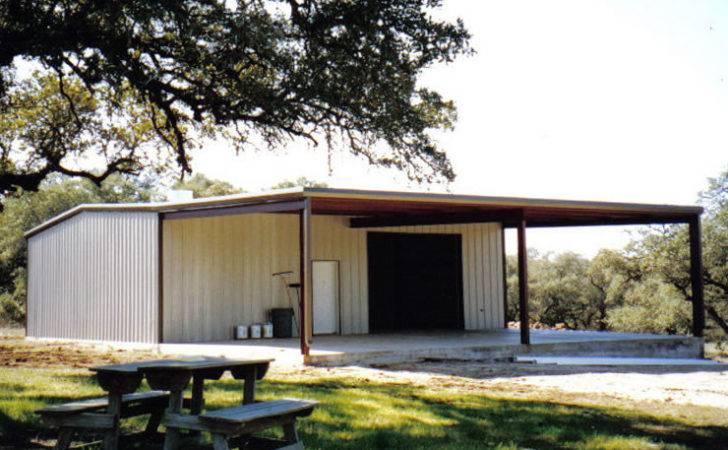 Metal Building Homes Texas