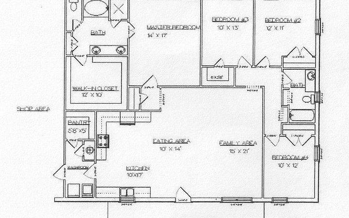 Metal Building House Plans