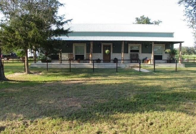 Metal Buildings Miller Custom Homes