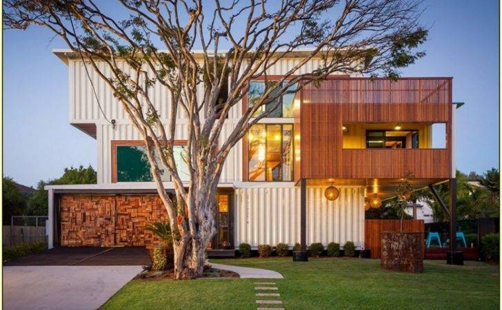 Metal Container Houses Homes Home Design Ideas