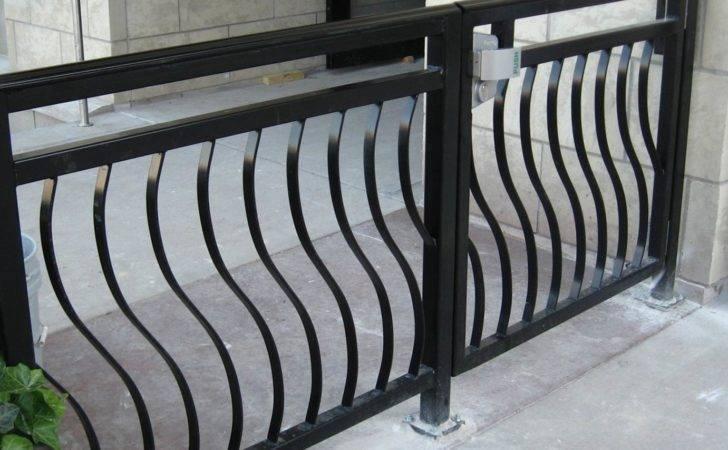 Metal Fabrication Windsor Ontario Railings Handrails Wrought Iron