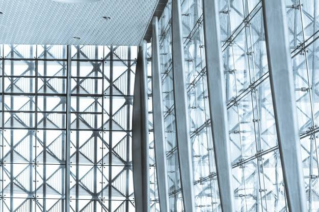 Metal Glass Structure