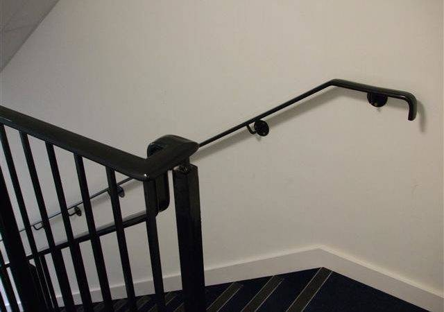 Metal Handrail Handrails Poole Athena Fabrication Welding