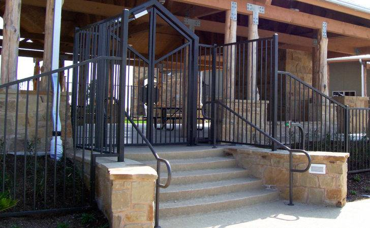 Metal Handrails Handrail Installation Austin Metalink