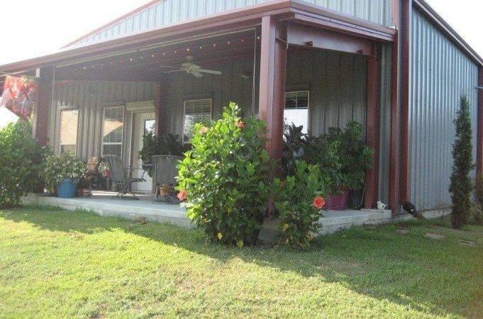 Metal Homes Texas Barndominiums Pinterest