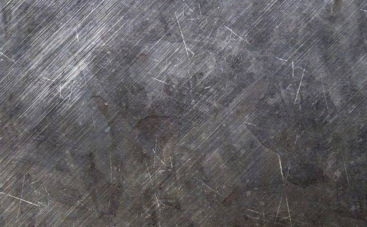 Metal Scratches Surface