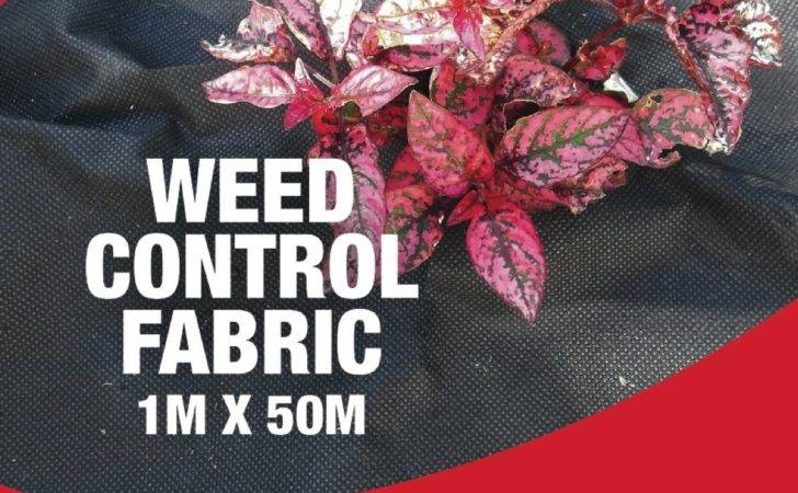 Metre Weed Control Fabric Direct