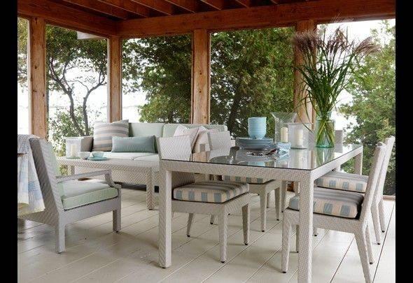 Michelle Rolls Hiltz Sunroom Breakfast Nook Sitting Area