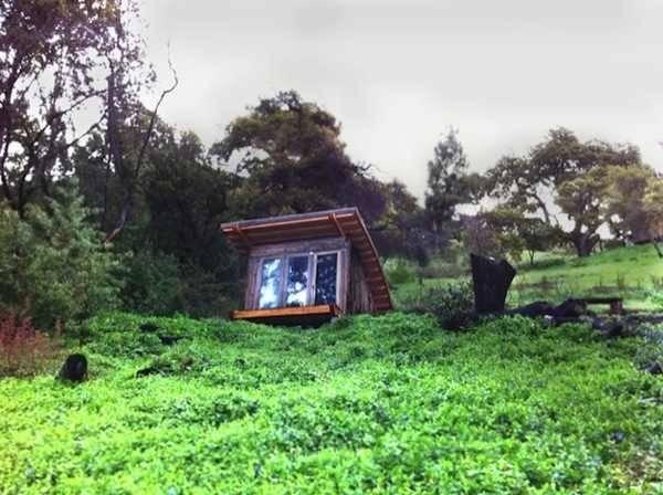 Micro Cabin Big Sur Passive Solar Timber