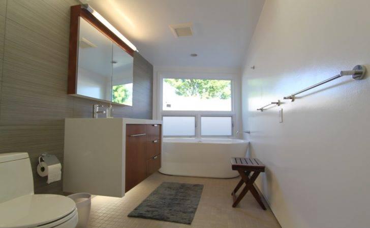 Mid Century Bathrooms Remodeled Modern Remodel