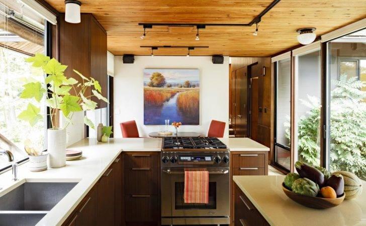Mid Century Kitchen Modern Remodel