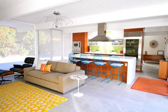 Mid Century Modern Eichler Renovation Midcentury Kitchen