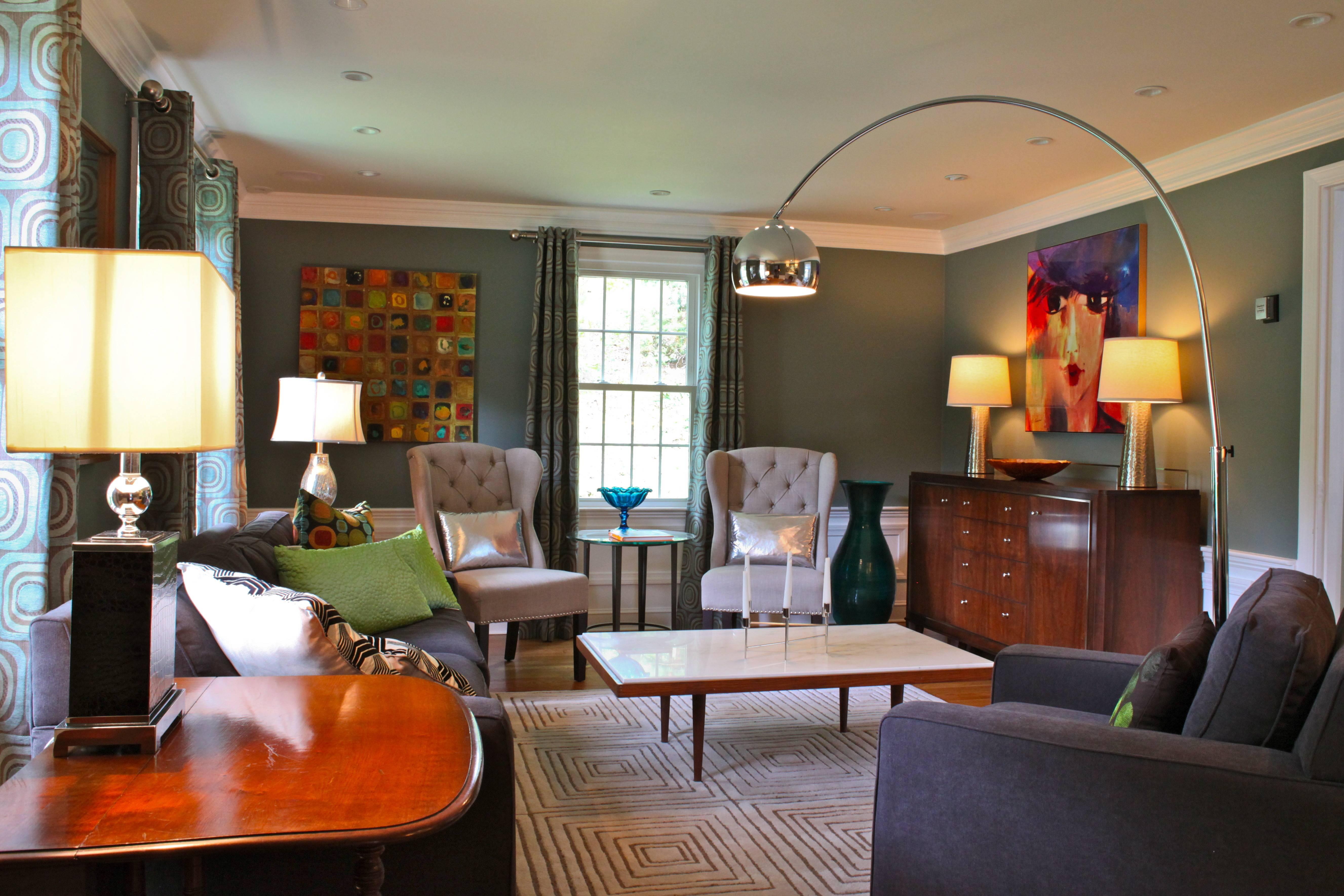 Mid Century Modern Furniture Characteristics