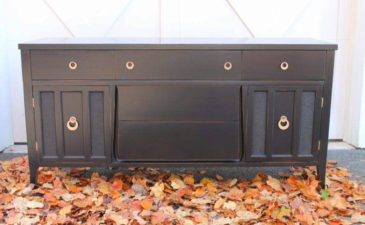 Mid Century Modern Furniture Painted Beauty