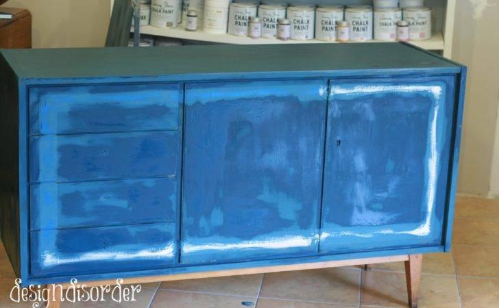 Mid Century Modern Furniture Painted Chalk Paint