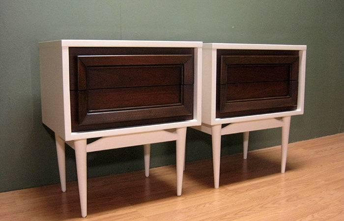Mid Century Modern Furniture Painted Scandinavian