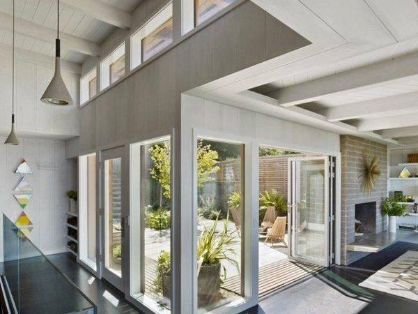 Mid Century Modern Home Renovation Berkeley Hills Decors