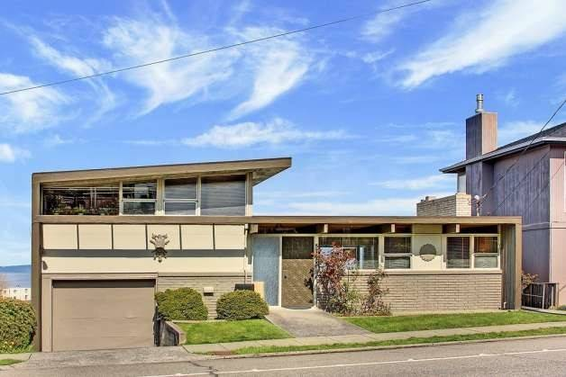 Mid Century Modern Homes Seattle Home