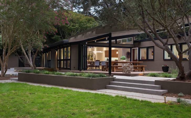 Mid Century Modern House Klopf Architecture Interior Design