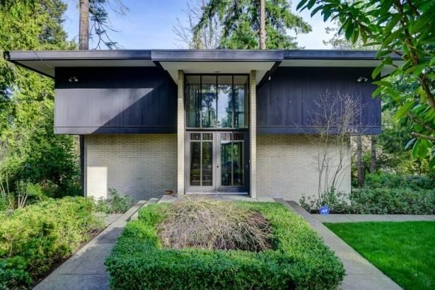 Mid Century Modern Medina Seattle Eastside Real Estate Beth