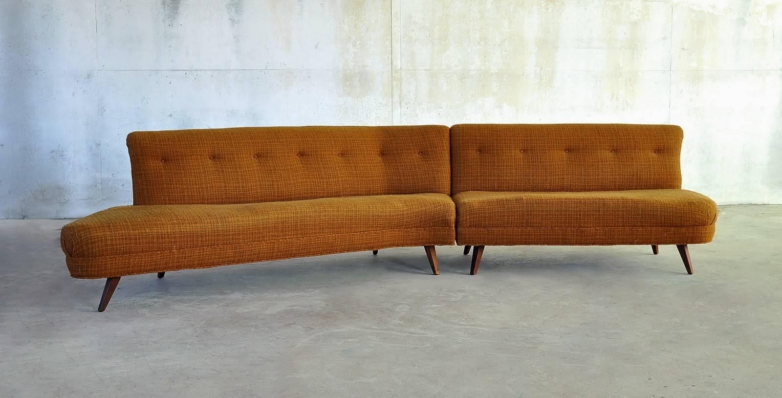 Mid Century Modern Sofas Seattle