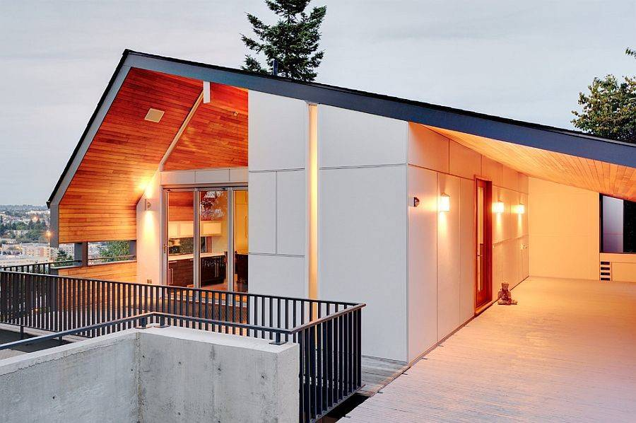 Midcentury Home Seattle Revitalized Modern