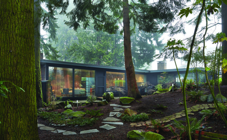 Midcentury Modern Home History Books Seattle Times