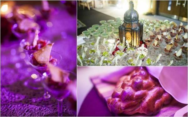 Middle Eastern Bat Mitzvah Food