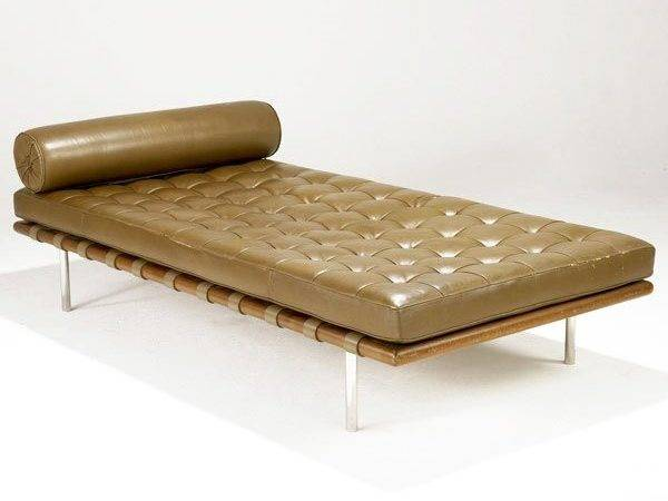 Mies Van Der Rohe Knoll Daybed Lot