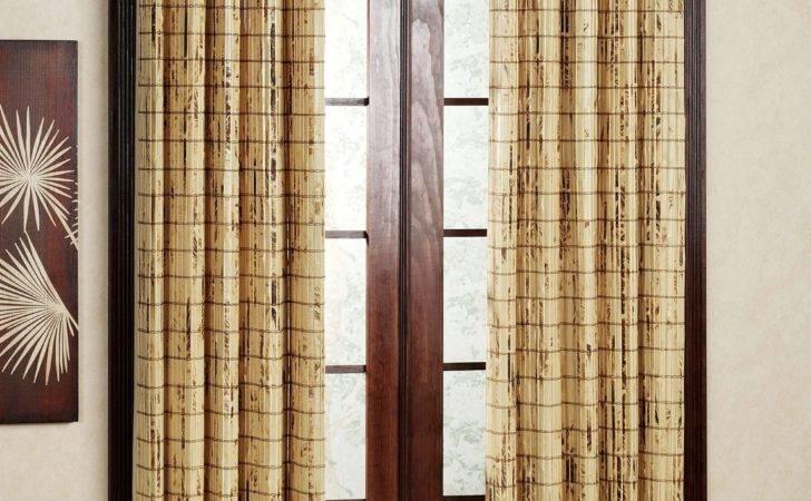 Might Also Consider Bamboo Door Panel Tier