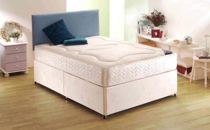 Milan Double Platform Divan Beds Mattresses Fairway
