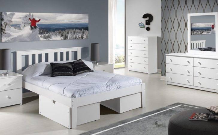 Milan Platform Bed Innovations