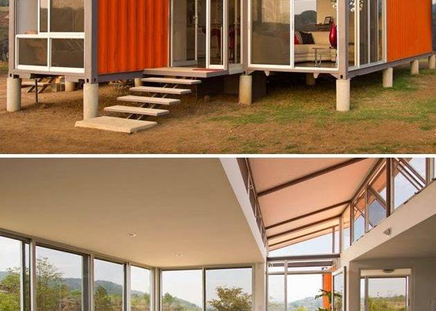 Miles Tyranny Shipping Containers Turned Into Designer Homes