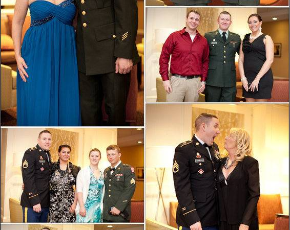Military Dining Out Attire