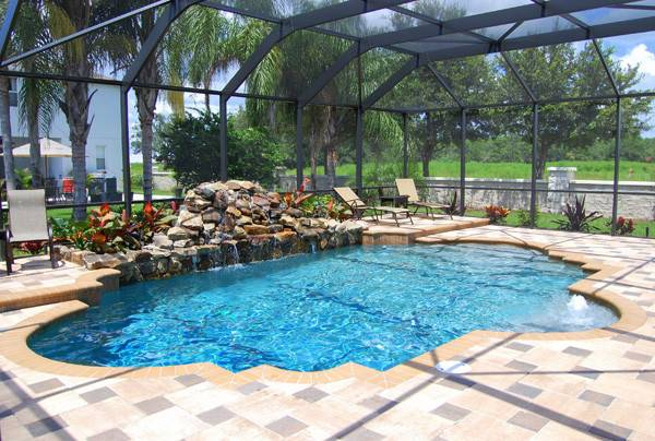 Mind Swimming Pool Provides Relief
