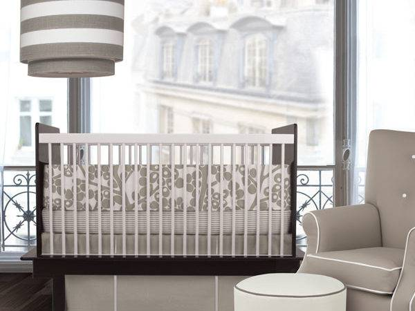 Mini Crib Bedding Sets Girls Atlantarealestateview