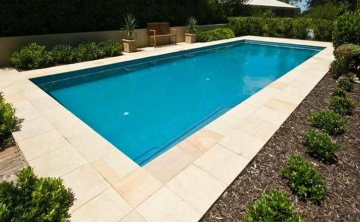 Mini Inground Pools Pool Designs Small Backyards