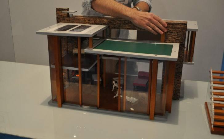 Miniature Modern Dollhouse Brinca Dada Urban Livingmodern