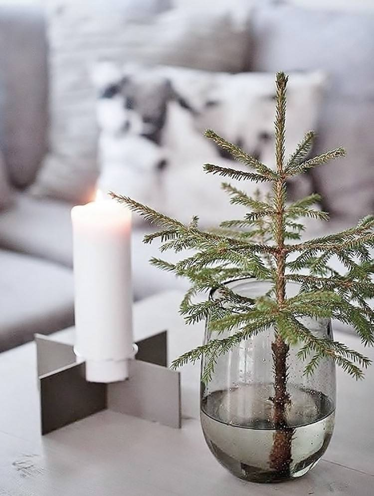 Minimalist Christmas Alternative Decoration Ideas
