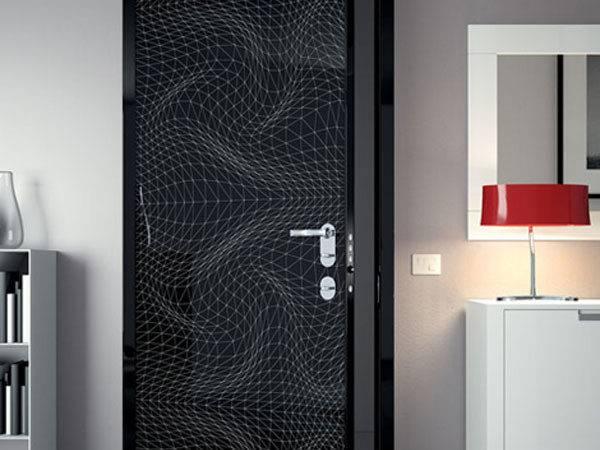 Minimalist Door Designs Cool Doors Rainbow Colors Fun