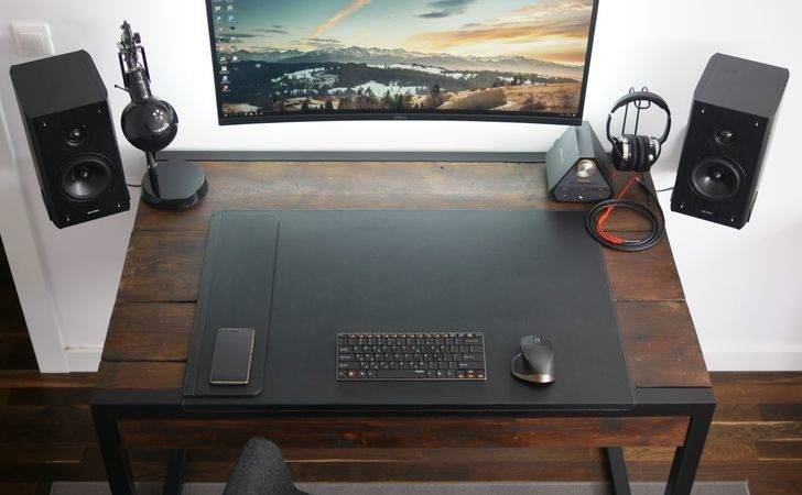 Minimalist Home Office Album Imgur Setup Gaming Desk