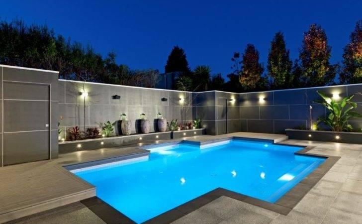 Minimalist Home Swimming Pool Design Ideas