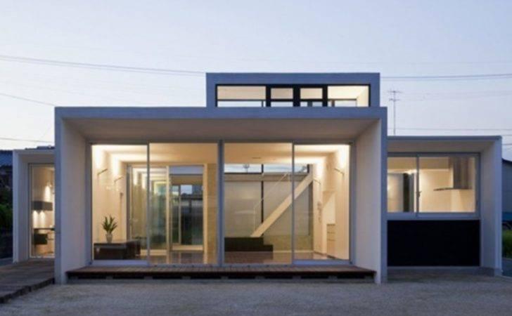 Minimalist House Architecture Small