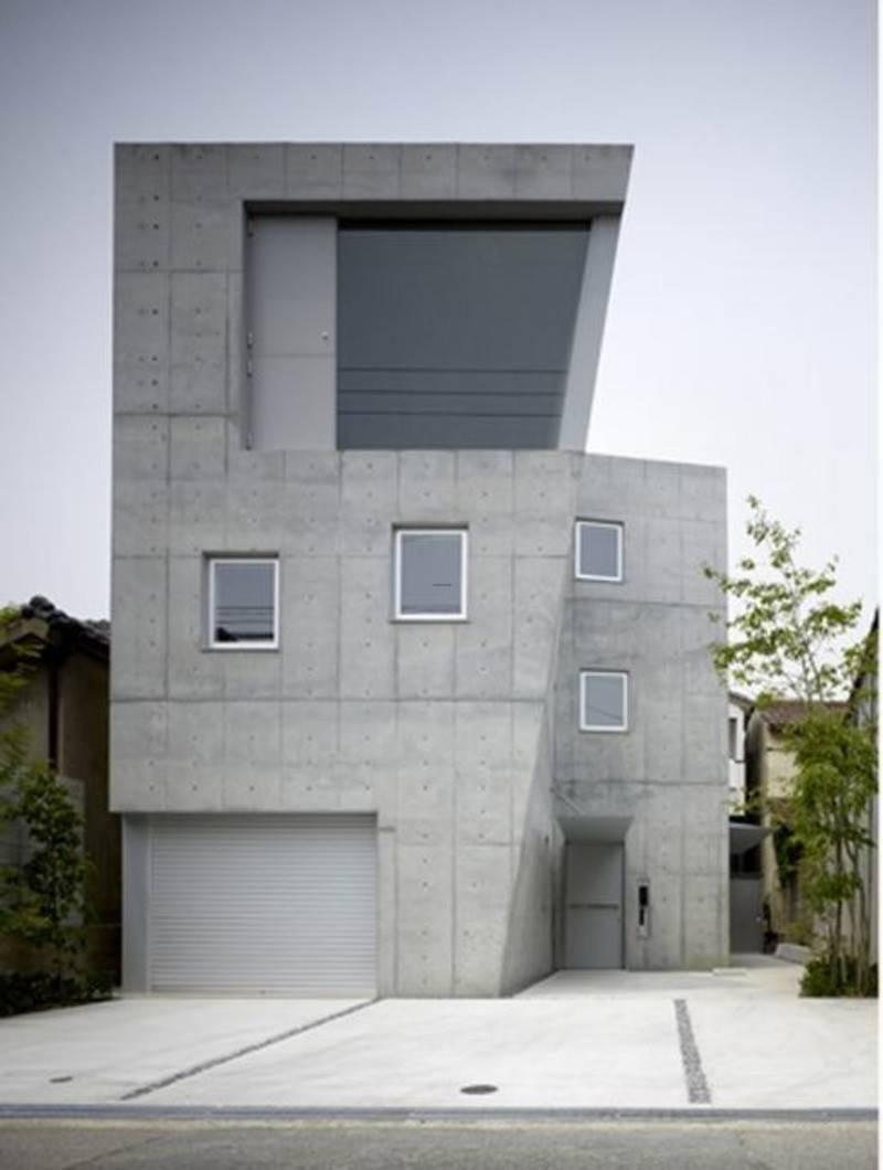 Minimalist House Facade Design